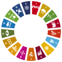UN global goals graphic
